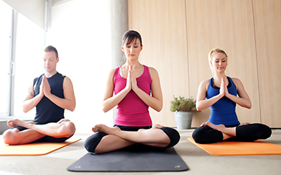 How Can Pilates and Yoga Help Dental Professionals?