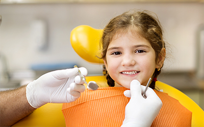 A Child's First Visit to The Dentist: Making Them Comfortable